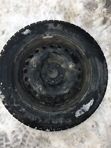215/60R16 Winter Claw Snow Tires