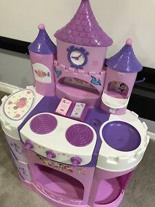Disney Princess Toy Kitchen