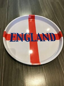 Tray with English flag