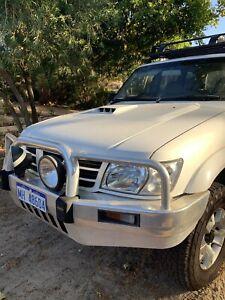 2003 3.0 Nissan Patrol ST