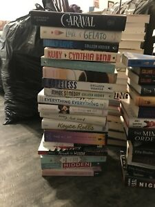 130+ books for sale