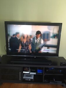 Toshiba 55 inch HD 120 hz TV