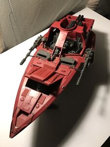 1985 G.I. JOE Cobra Moray Hydrofoil