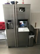 Samsung stainless fridge freezer. SRS580DHLS Notting Hill Monash Area Preview