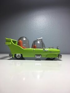 Hot Wheels The Homer from the Simpsons w. Real Riders