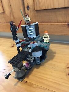 Lego Duell in Naboo