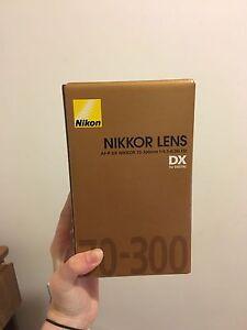 AF-P DX Nikkor 70-300 Lens
