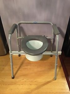 Commode chair $45