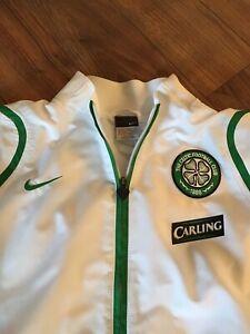 Nike Celtic FC Wind Breaker / Trainer SIZE M