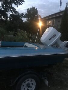 Updated - 140hp Johnson outboard motor V4 1986-1988