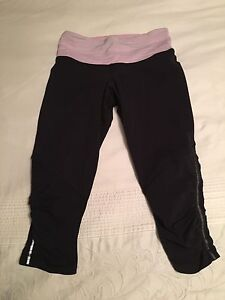 Lululemon Run Crops