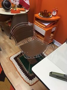 Authentic Harry Bertoia Wire Chair for Knoll