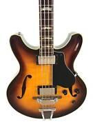 Yamaha, 1973, Full Hollow Body Bass, Sunburst, VERY RARE Brisbane City Brisbane North West Preview