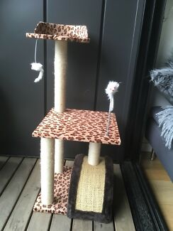Cat scratcher - basically new! FREE
