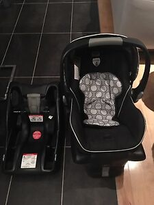 Britax B safe car seat