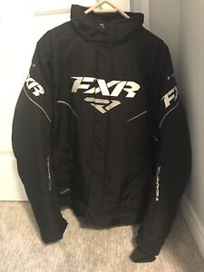 Women's Size 18 FXR Team Snowmobile Jacket w/ F. A. S. T