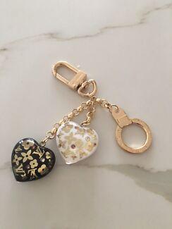 LV Look Key Ring/Bag Charm