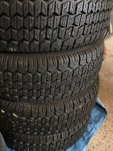 175/65/R14 WINTER TIRES / PNEUS HIVER