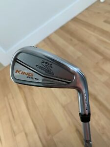King Cobra Utility Iron 18-21 degree adjustable loft