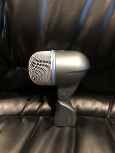 SHURE BETA 52A , Yorkville kick mic stand!