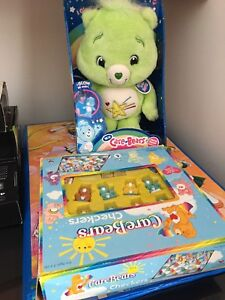 Care Bears collectibles