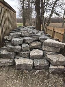 Springtime special on premium northern landscape armour stone