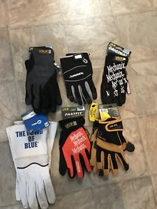 Mechanix work gloves new with tags