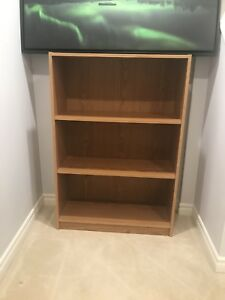 Ikea bookcases and free night stand