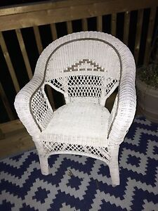 Wicker Chair $15. Good Condition