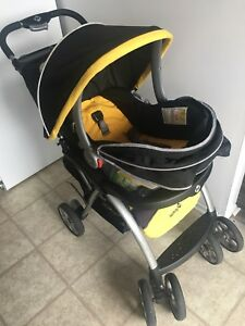 Safety 1st, 3 piece stroller