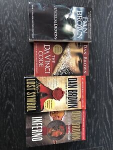 Dan Brown books for sale