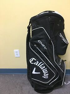 Callaway Chev Golf Cart Bag Brand New