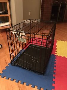"""24"""" Dog crate with pan"""