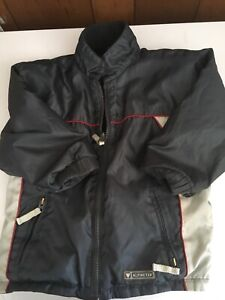 Alpinetek spring jacket (reversible)