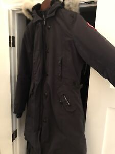 Canada Goose Winter Jacket - Kensington Parka
