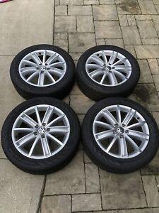 Volkswagen Original Tire/Rim Package
