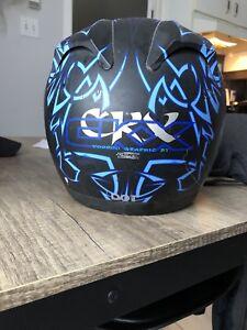Casque de motocross scooter vtt 20$