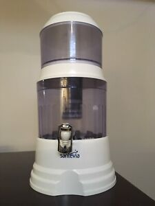 Santevia gravity water filter