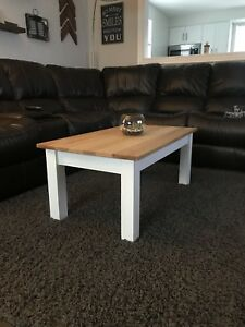 White Maple Coffee Table