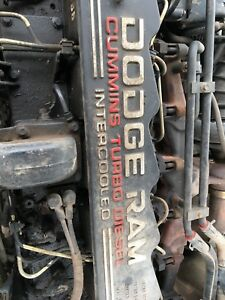 12v Cummins engine 180kms