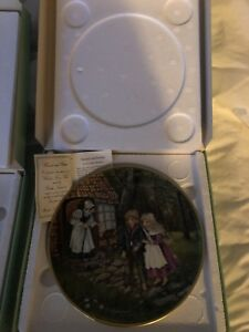 Genuine Kaiser Porcelain Collector Plates