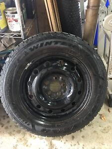 225/60R16 Studded winter tires