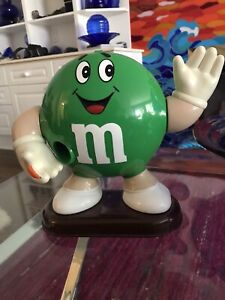 M and M candy dispenser vintage Mint