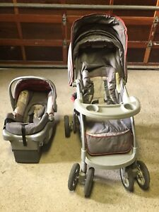 Travel System ( Stroller And Carseat)