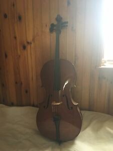 3/4 Size Long & McQuade Cello