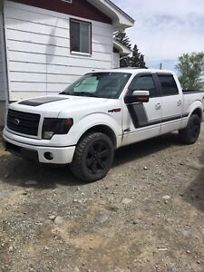 2014 f150  with 6.2 l