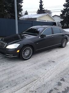 2012 S550 4MATIC FULLY LOADED 55kms