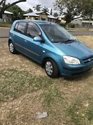 Hyundai Getz 2003 Bundaberg North Bundaberg City Preview