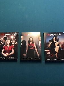 The Good Wife (Seasons 1-3)