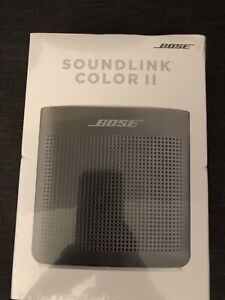 BNIB Bose Soundlink Color II Bluetooth Speaker
